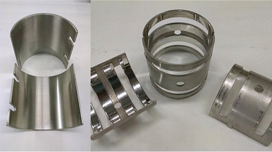 turbine bearings